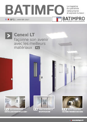 Couverture Batimfo n5
